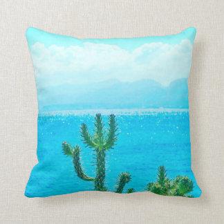 Crete Cactus Cushion