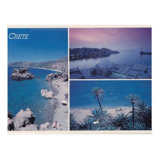 Crete - Postcard