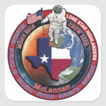 Crew 152B Swag Square Stickers