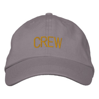 CREW embroidered Hat