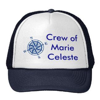 Crew of Marie Celeste Cap
