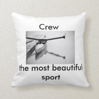 Crew Pillow Throw Cushions