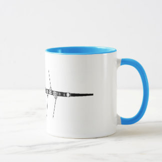 Crew rowing - Ringer Mug