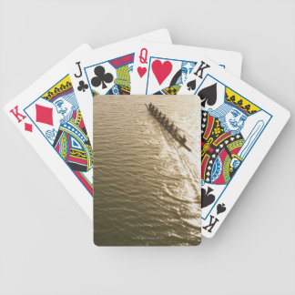 Crew Team Bicycle Playing Cards