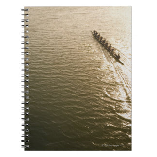 Crew Team Notebook