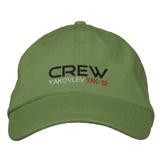 CREW Yak-52 Embroidered Hat