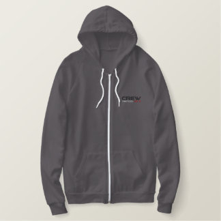 CREW Yak-52 Embroidered Hoodie