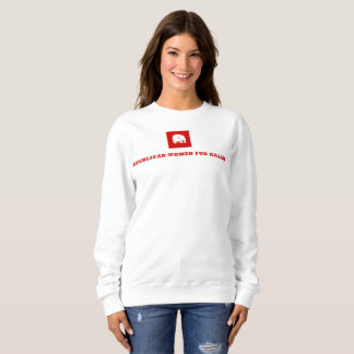 Crewneck Sweatshirt - Republican Women for Hillary