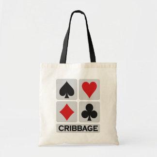 Cribbage bag - choose style & color
