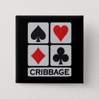 Cribbage button