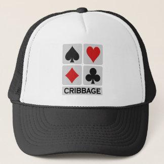 Cribbage hat - choose color
