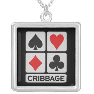 Cribbage necklace