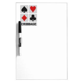 Cribbage Player custom message board