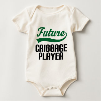 Cribbage Player (Future) Baby Bodysuit