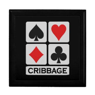 Cribbage Player gift box