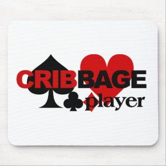 Cribbage Player mousepad