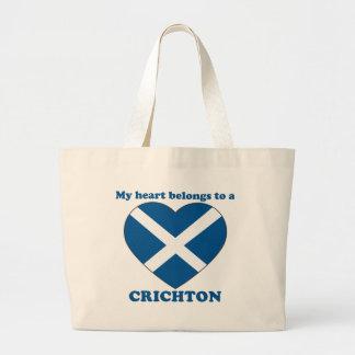 Crichton Canvas Bag