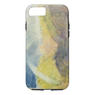 Crichton Castle (Mountainous Landscape with a Rain iPhone 7 Case