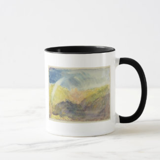 Crichton Castle (Mountainous Landscape with a Rain Mug