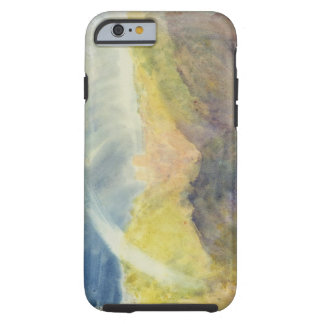 Crichton Castle (Mountainous Landscape with a Rain Tough iPhone 6 Case