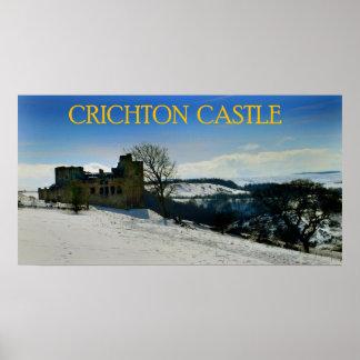 crichton castle posters