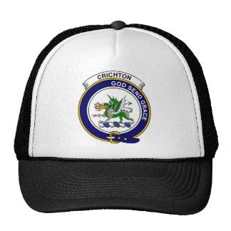 Crichton Clan Badge Cap