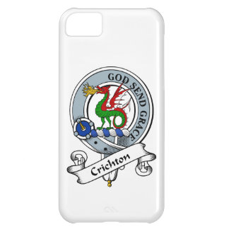 Crichton Clan Badge iPhone 5C Covers