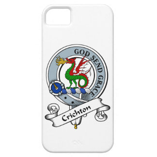 Crichton Clan Badge iPhone 5 Covers