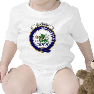 Crichton Clan Badge T-shirt