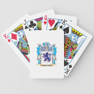 Crichton Coat of Arms - Family Crest Card Deck