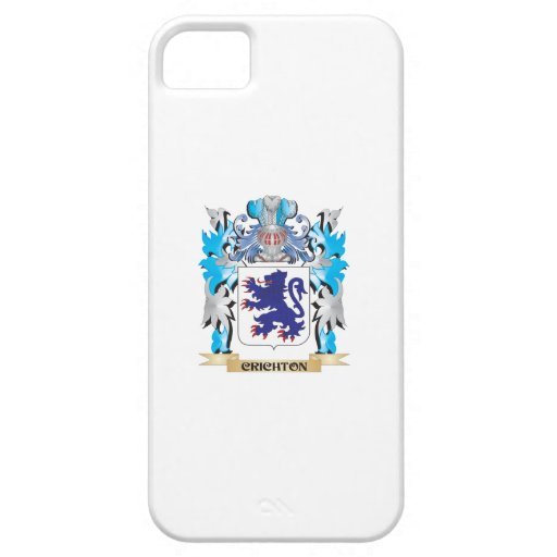 Crichton Coat of Arms - Family Crest Cover For iPhone 5/5S