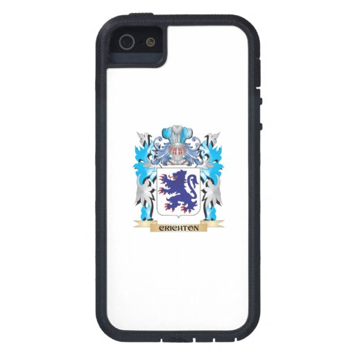Crichton Coat of Arms - Family Crest iPhone 5 Case