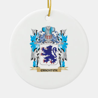 Crichton Coat of Arms - Family Crest Ornament