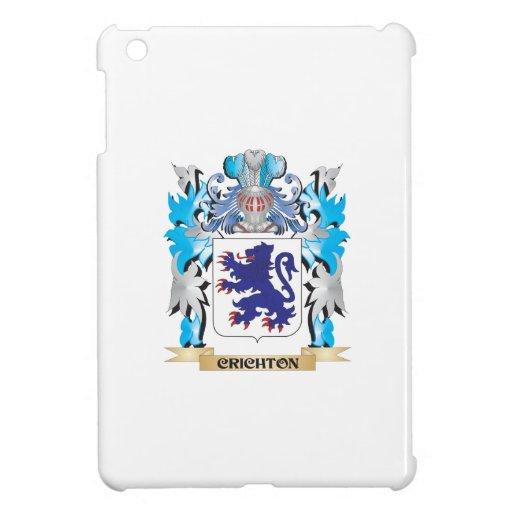 Crichton Coat of Arms - Family Crest iPad Mini Cover