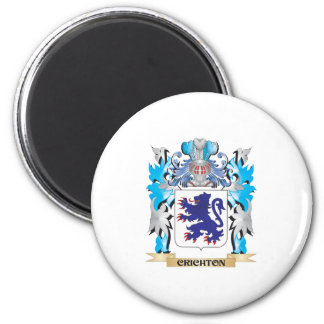 Crichton Coat of Arms - Family Crest Refrigerator Magnets