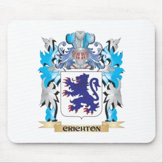 Crichton Coat of Arms - Family Crest Mousepads