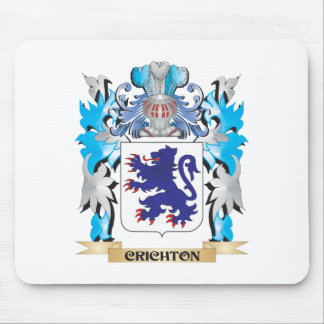 Crichton Coat of Arms - Family Crest Mousepads