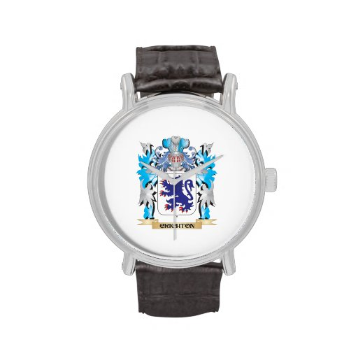 Crichton Coat of Arms - Family Crest Watches