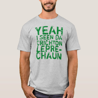 Crichton Leprechaun T-Shirt