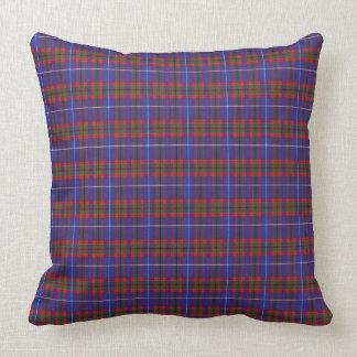 Crichton Scottish Family Tartan Pillow
