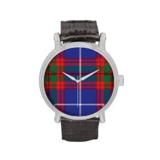 Crichton Scottish Family Tartan Watch