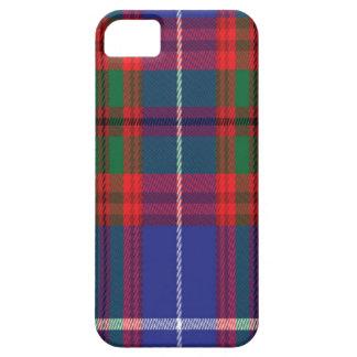 Crichton Scottish Tartan Apple Phone Case iPhone 5 Covers