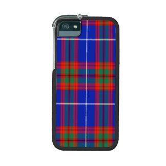 Crichton Scottish Tartan iPhone 5/5S Case