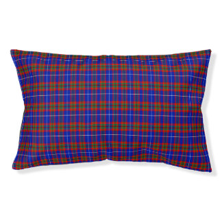 Crichton Scottish Tartan Small Dog Bed