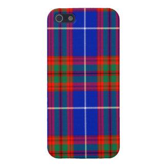 Crichton Scottish Tartan Case For iPhone 5