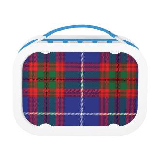 Crichton Scottish Tartan Lunch Box
