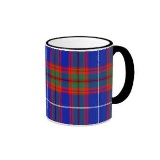 Crichton Scottish Tartan Mugs