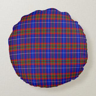 Crichton Scottish Tartan Pillow Round Pillow
