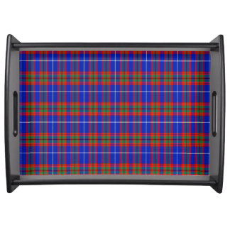 Crichton Scottish Tartan Serving Platter