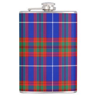 Crichton Scottish Tartan Flask